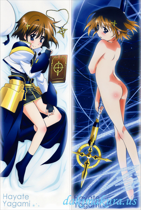 Magical Girl Lyrical Nanoha - Fate Testarossa Anime Dakimakura Pillow Cover