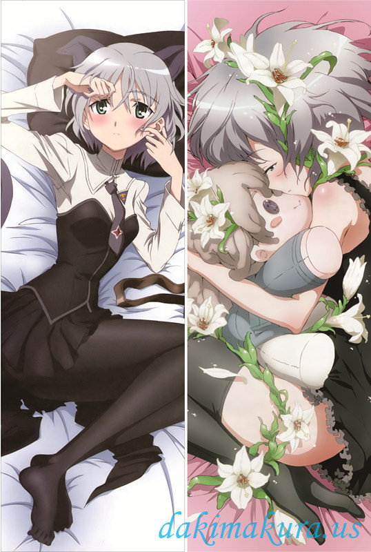 Strike Girl Anime Dakimakura Japanese Love Body PillowCases