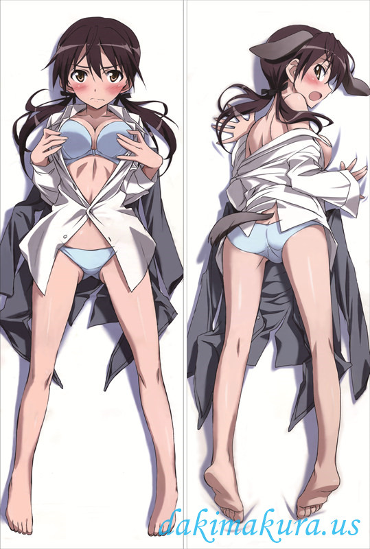 Strike Girl Japanese hug dakimakura pillow case