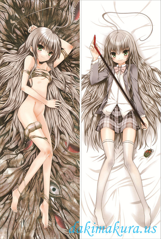 Nyaruko Crawling with Love - Nyarlathotep Japanese hug dakimakura pillow case