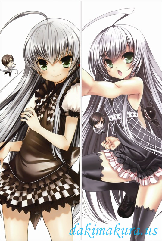 Nyaruko Crawling with Love - Nyarlathotep Anime Dakimakura Pillow Cover