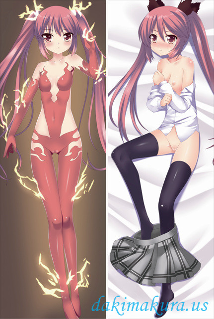 Nyaruko Crawling with Love - Kuuko Anime Dakimakura Japanese Love Body PillowCases
