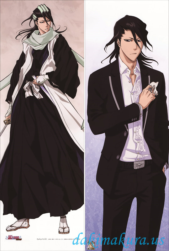 Bleach - Byakuya Kuchiki Dakimakura 3d japanese anime pillowcases