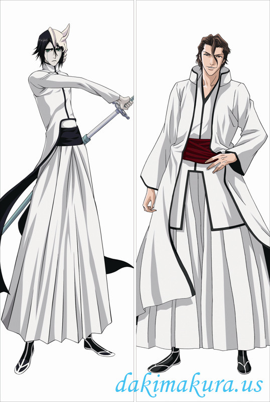 Bleach - mUlquiorra Schiffer Anime Dakimakura Pillow Cover