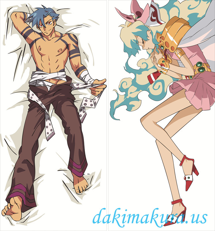 Tengen Toppa Gurren Lagann - Nia Teppelin Anime Dakimakura Love Body PillowCases