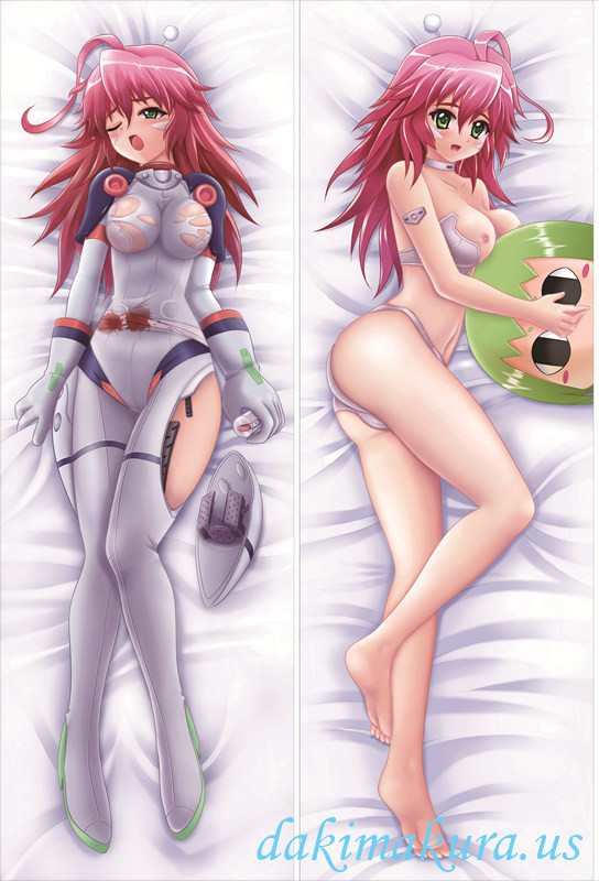 Kemeko Deluxe - MM Anime Dakimakura Hugging Body Pillow Cover