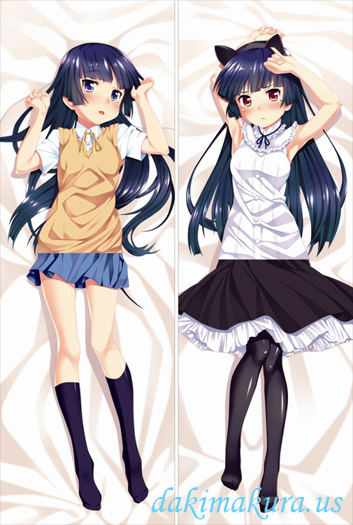 Oreimo - Ruri Goko Anime Dakimakura Hugging Body Pillow Cover
