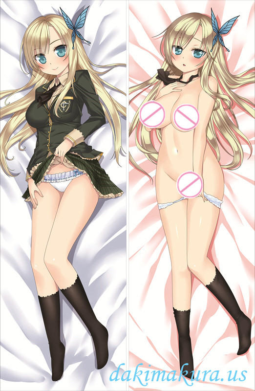 I Dont Have Many Friends - Sena Kashiwazaki Anime Dakimakura Hugging Body Pillow Cover