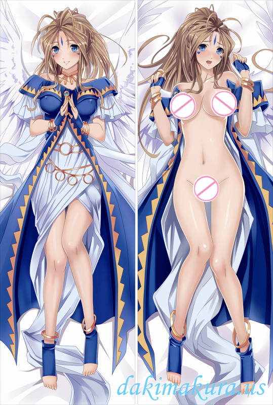 Ah My Goddess - Belldandy Anime Dakimakura Hugging Body Pillow Cover