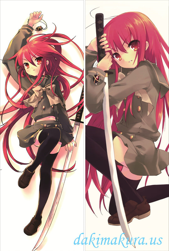 Shakugan no Shana - Flame Haze Shana Anime Dakimakura Hugging Body Pillow Cover