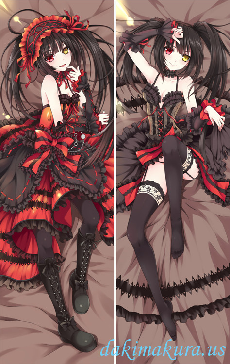 DATE A LIVE - Kurumi Tokisaki Anime Dakimakura Love Body PillowCases