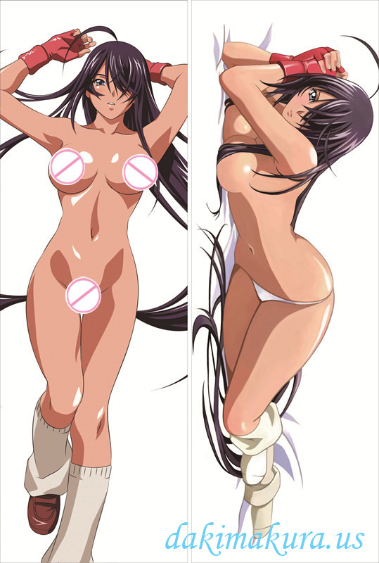 Battle Vixens - Kanu Unchou Dakimakura 3d pillow japanese anime pillowcase