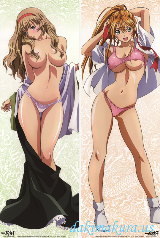 Battle Vixens - Hakufu Sonsaku Anime Dakimakura Love Body PillowCases