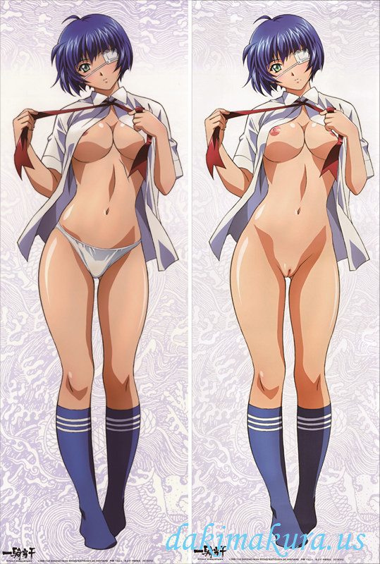 Battle Vixens - Shimei Ryomou Anime Dakimakura Love Body PillowCases