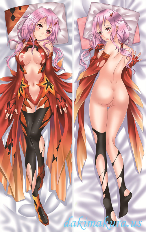 Guilty Crown - Inori Yuzuriha Anime Dakimakura Hugging Body Pillow Cover