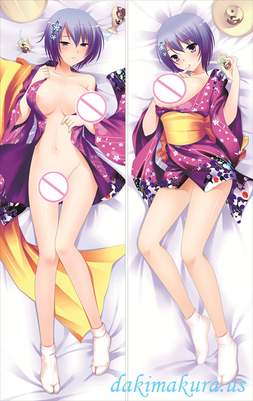 The World God Only Knows - Haqua du Lot Herminium Anime Dakimakura Love Body PillowCases