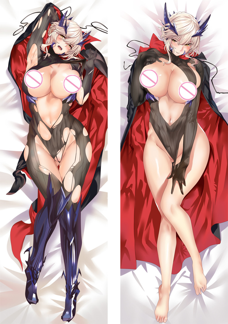FGO-Fate Grand Order Anime Dakimakura Japanese Love Body Pillow Cover