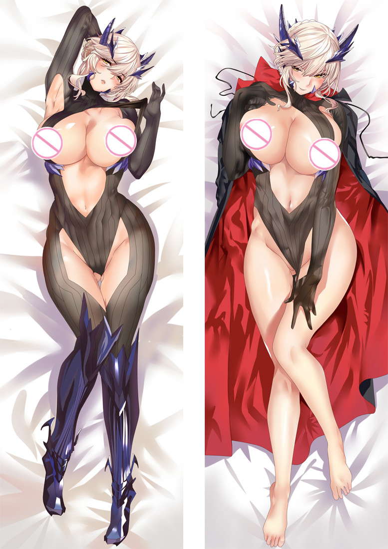 Fate Grand Order Anime Dakimakura Japanese Love Body Pillow Cover