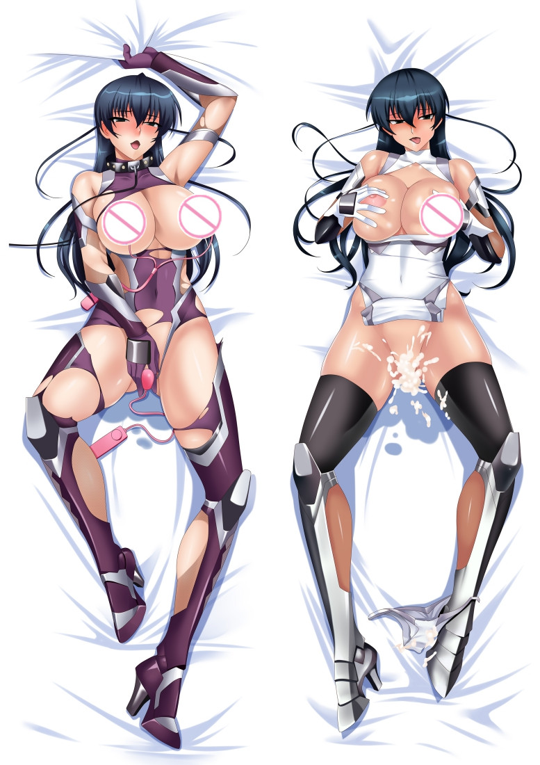 Anti-Demon Ninja Asagi Asagi Igawa Anime Dakimakura Japanese Love Body Pillow Cover