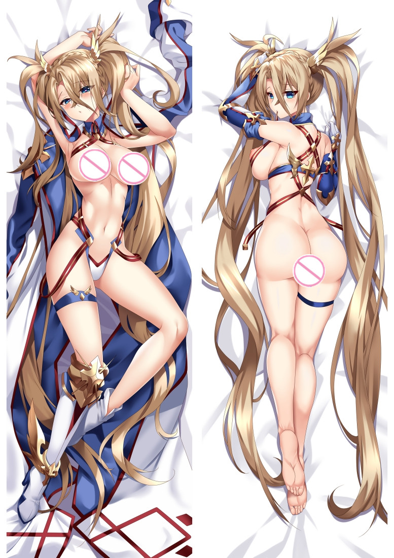 Fate Anime Dakimakura Japanese Love Body Pillow Cover