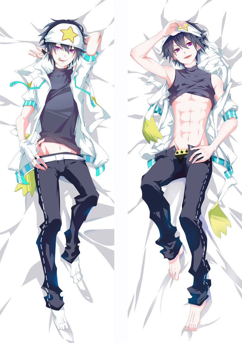 Aotu World-Male Anime Dakimakura Japanese Love Body Pillow Cover
