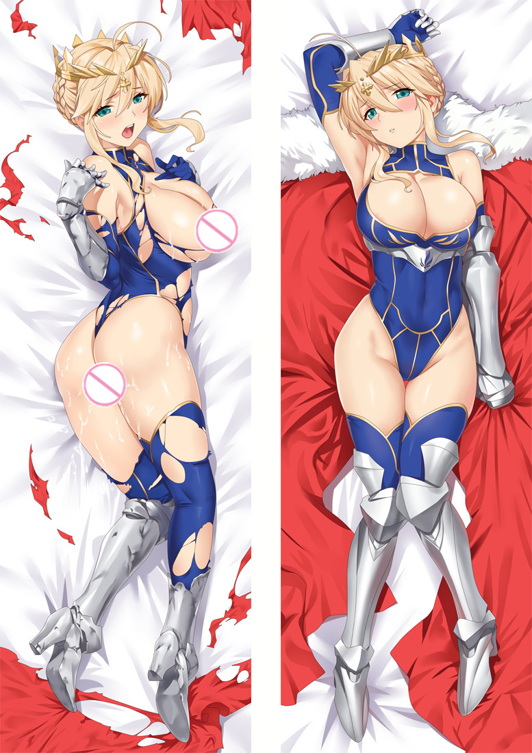 Altria Pendragon Lancer Fate Grand Order Dakimakura 3d pillow japanese anime pillowcase