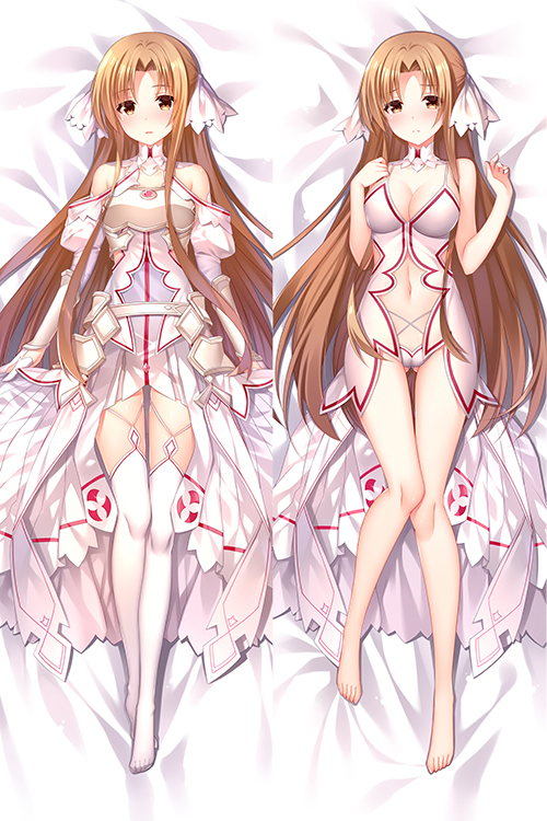 Asuna - Sword Art Online Anime Dakimakura Japanese Love Body Pillow Cover