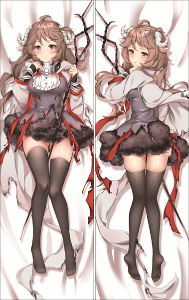 Arknights Eyjafjalla Dakimakura 3d pillow japanese anime pillowcase