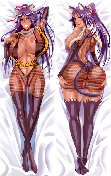 Bleach Yoruichi Shihouin Dakimakura 3d pillow japanese anime pillowcase