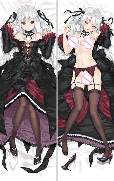Bishoujo Mangekyou Kagarino Kirie Dakimakura 3d pillow japanese anime pillowcase