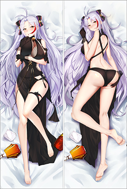 Azur Lane Prinz Eugen Dakimakura 3d pillow japanese anime pillowcase