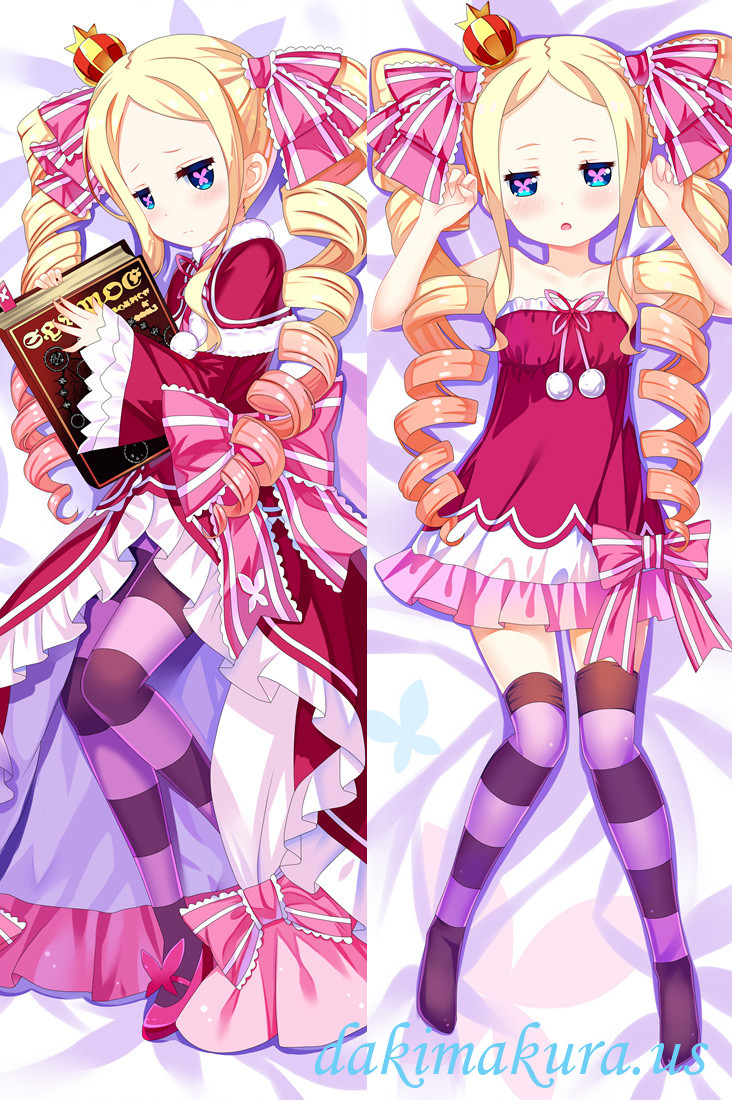 Beatrice - Re Zero Full body pillow anime waifu japanese anime pillow case