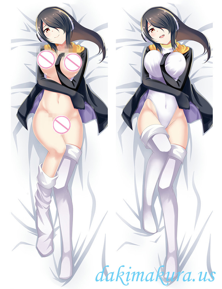Emperor Penguin - Kemono Friends Anime Dakimakura Japanese Love Body Pillow Cover