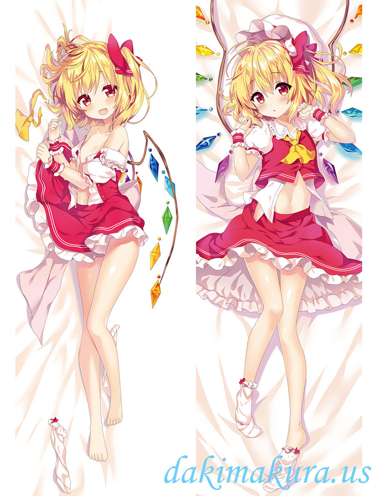 Flandre Scarlet - Touhou Project Anime Body Pillow Case japanese love pillows for sale