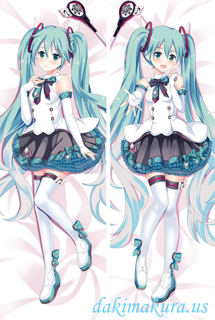 Hatsune Miku - Vocaloid Full body pillow anime waifu japanese anime pillow case