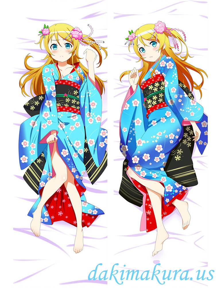 Kousaka Kirino - Oreimo Anime Dakimakura Japanese Hugging Body Pillow Cover