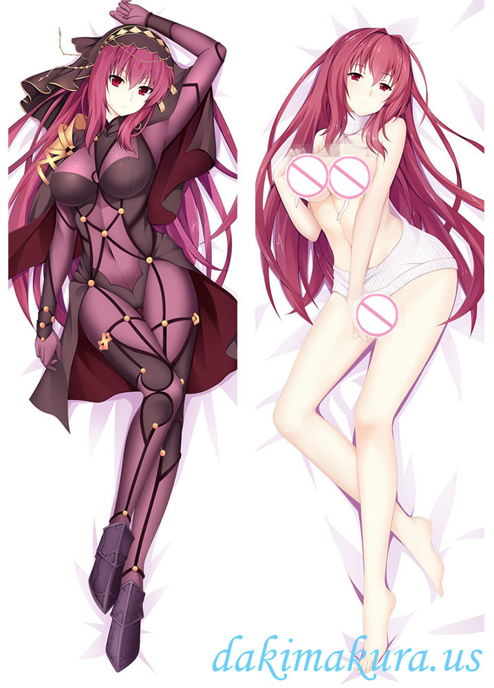 Lancer - Fate Grand Order Anime Dakimakura Japanese Love Body Pillow Cover