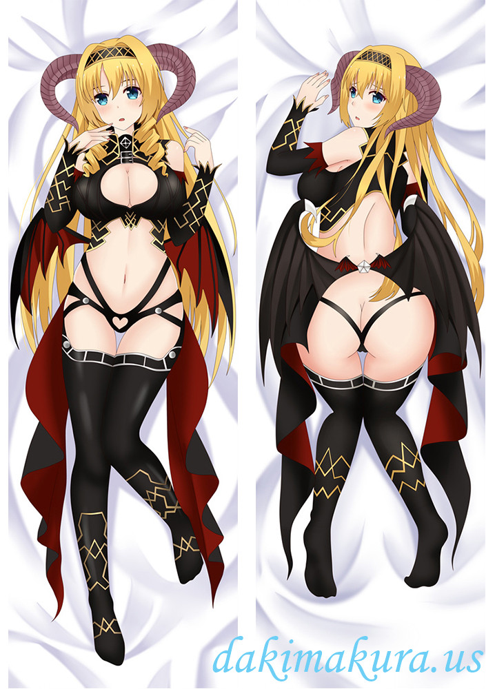 Mammon - Sin Nanatsu no Taizai Anime Dakimakura Japanese Hugging Body Pillow Cover