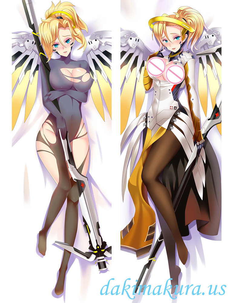 Mercy - Overwatch Anime Dakimakura Japanese Love Body Pillow Cover