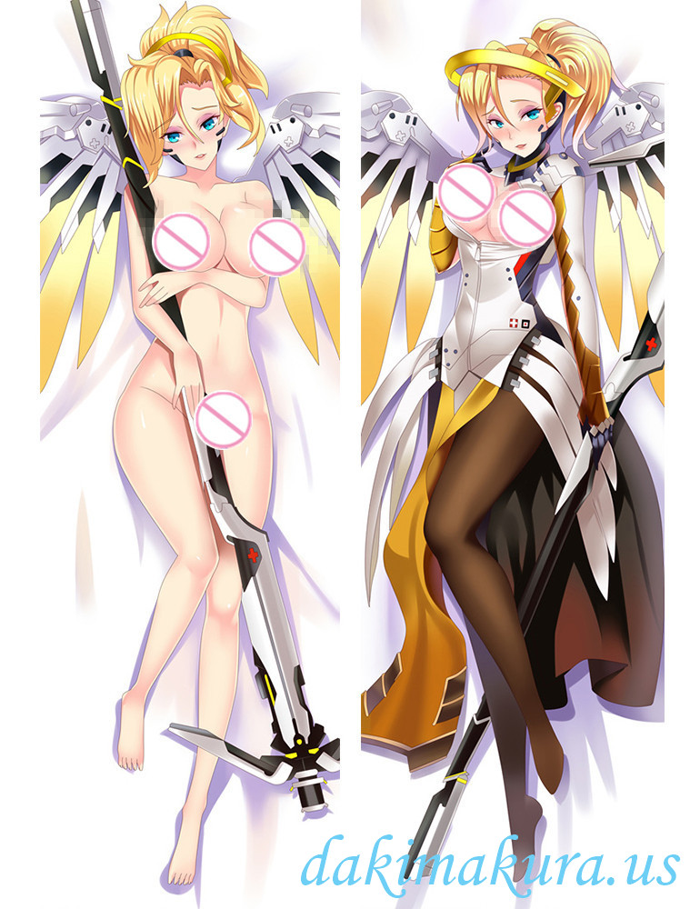 Mercy - Overwatch Anime Dakimakura Japanese Hugging Body Pillow Cover