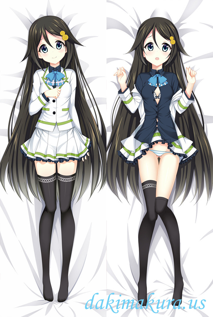 Myriad Colors Phantom World Anime Dakimakura Japanese Hugging Body Pillow Cover