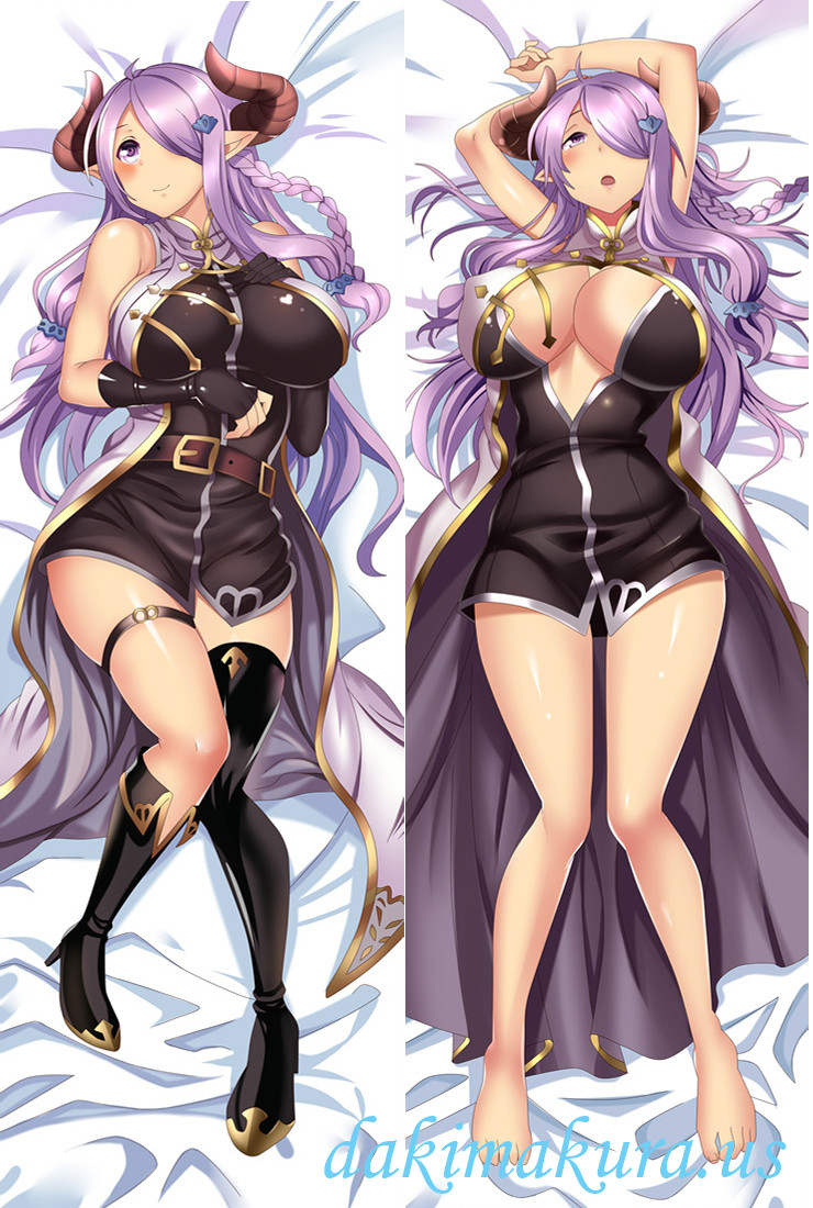 Narmaya - Granblue Fantasy Anime body pillow dakimakura japenese love pillow cover