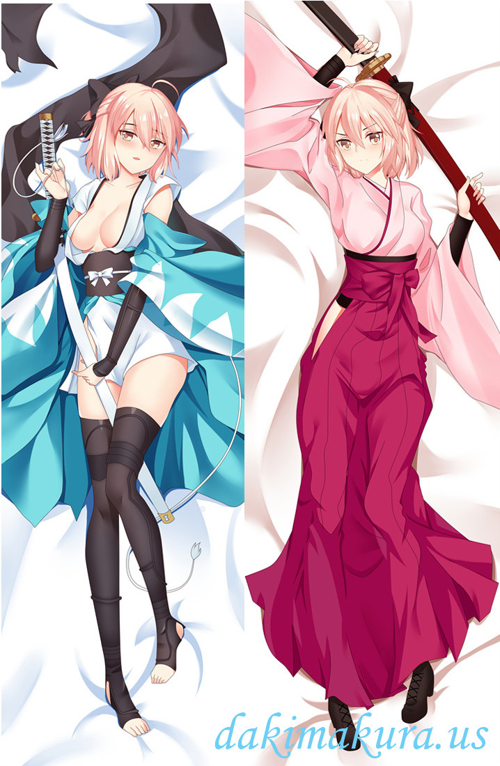 Saber - Fate Anime Dakimakura Japanese Love Body Pillow Cover