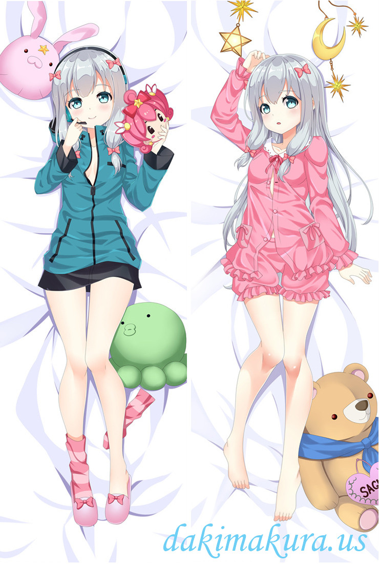 Sagiri Izumi - Eromanga Sensei Full body pillow anime waifu japanese anime pillow case