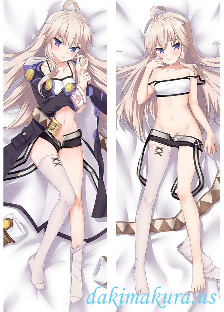 Zero - Grimoire of Zero Anime Dakimakura Japanese Hugging Body Pillow Cover