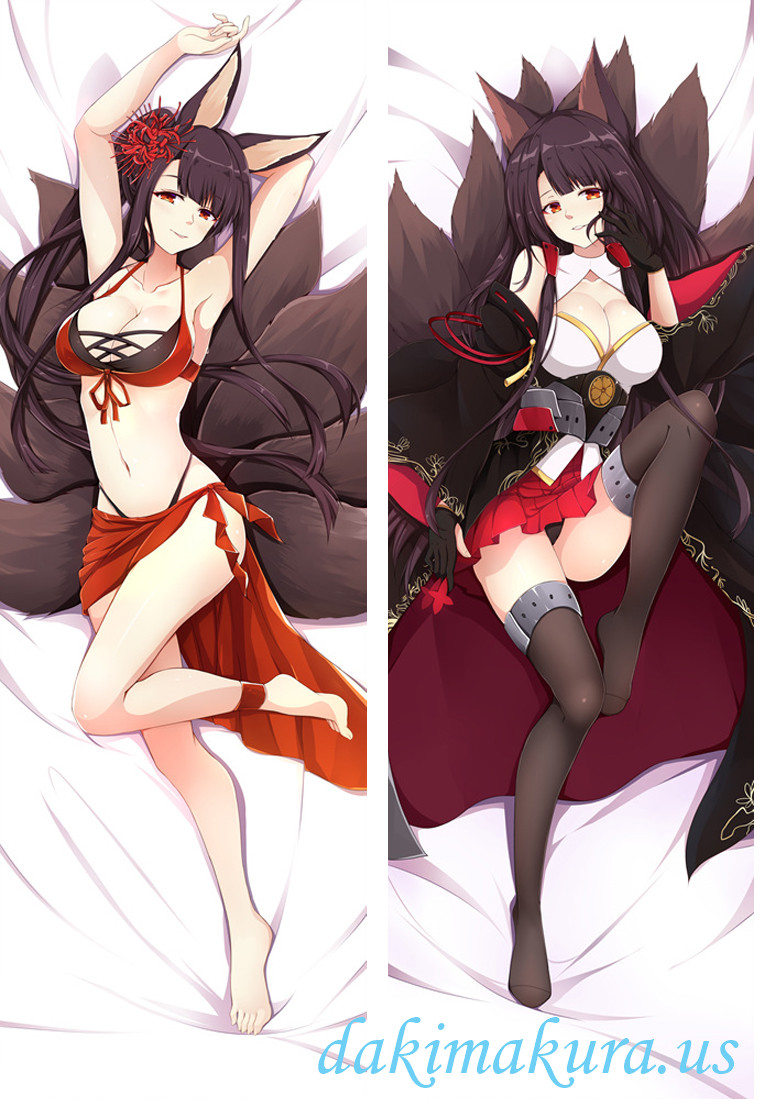 Akagi - Azur Lane Anime Dakimakura Japanese Hugging Body Pillow Cover