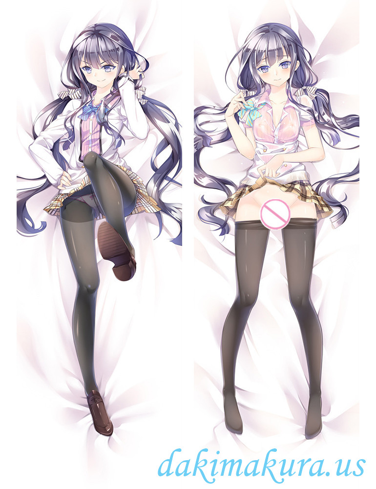 Aki Adagaki - Masamune-kun's Revenge Anime Dakimakura Japanese Hugging Body Pillowcase