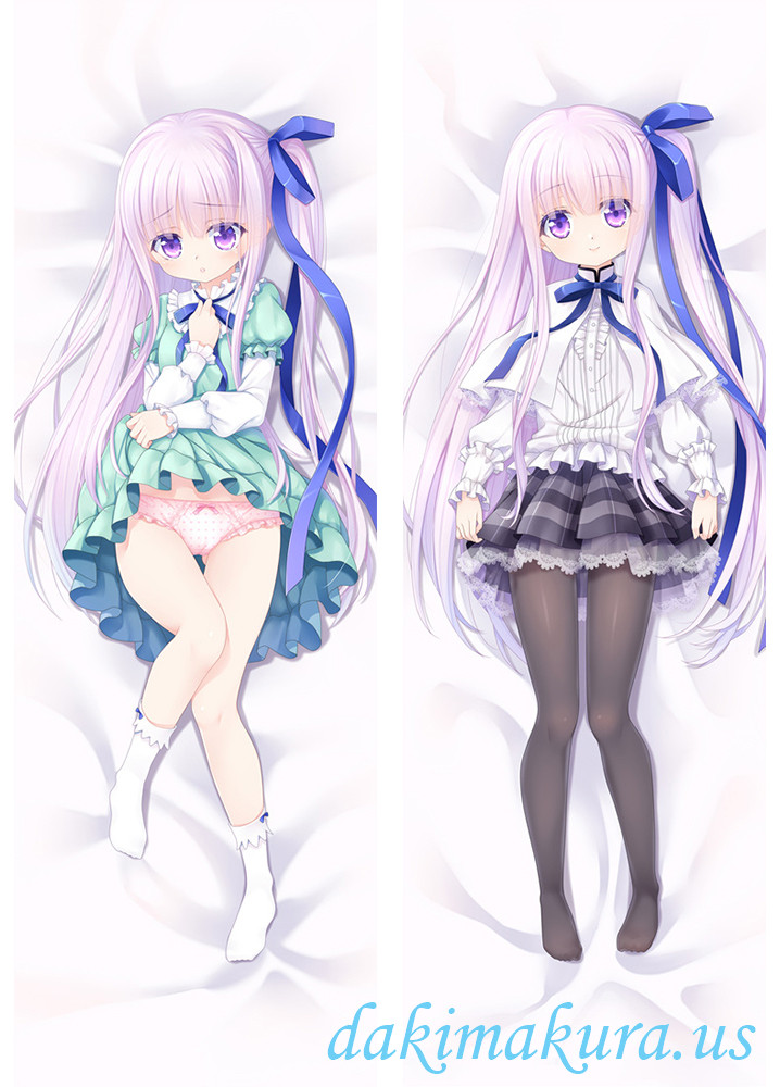 Gotou Jun - Tenshi no 3P Anime Dakimakura Japanese Hugging Body Pillow Cover