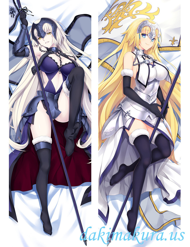 Jeanne d'Arc - Fate_Grand Order Anime Dakimakura Store Hugging Body Pillow Cover